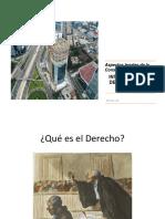 Clase Introducción Al Derecho (II)