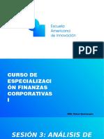 EAI Finanzas Corporativas. Sesión 3