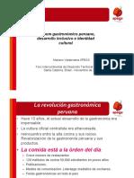 El Boom Gastronómico Peruano, Desarrollo Inclusivo e Identidad Cultural