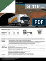 Ficha Tecnica Scania 6x4