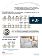 Proforma Hotelera MANTTRA Mar 2018
