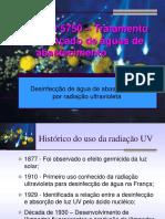 Aula 13 – Desinfecção por UV.ppt