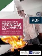 Guia Esencial Tecnicas Culinarias Paul Bocuse
