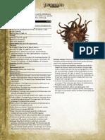 3.5 to Pathfinder conversion - Beholder