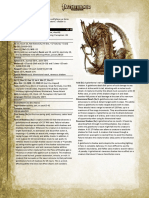 3.5 to Pathfinder - Golothoma demon