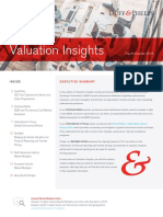 Valuation Insights q4 2018