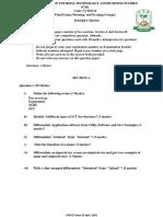 ICDL Exam