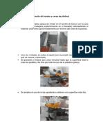 Procedimiento y Dop Mecanizado
