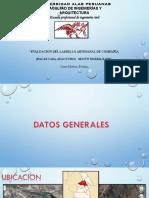 """""""Evaluación Del Ladrillo Artesanal de Compañía"""