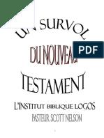 Survol Nouveau Testament
