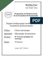 4. Les Procedes d'Obtention Par Deformation Plastique