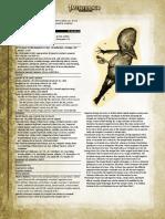 3.5 Epic to Pathfinder - Mythic Atropal