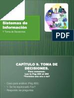 Sistemas de Información y Toma de Decisiones