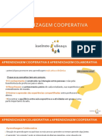 15 - PPT Aprendizagem Cooperativa - Resumido