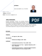 Cristhian Ismael Barrantes Nieves