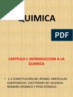 Capitulo 1.2 y 1.3 Tabla Periodica
