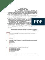 Ficha de Gramática 1