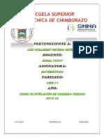Informe de La Visita Al III Festival Académico y Tecnologico