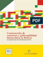 Bolivia IDEA Publication