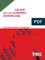 INTEC Analisis de La Economia Dominicana