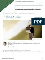 Los 10 Atributos de Los Coaches Empresariales Más Exitosos Del Mundo