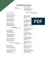 Poezii Pentru Ed Pt Sanatate