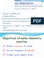 Chemistry Practices in Thermal Power Plant