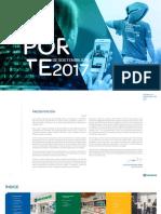 Reporte de Sostenibilidad Interbank 2017