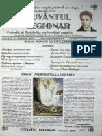 Cuvantul Legionar nr. 41, ianuarie 2007