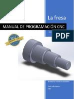 Manual CNC FRESADORA