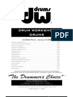 DWDRUMS2008PRICELIST