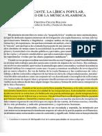 El cante. La lírica popular.pdf