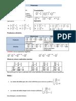 Apuntes Potencias Fracciones G2