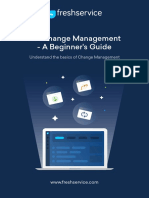 Itil Change Management a Beginners Guide