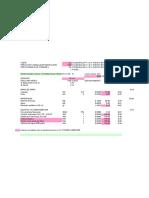 Analisis de Costos Micropavimento