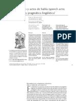 Cellerino-Lutereau - Acto analítico y actos de habla. Psicoanálisis y pragmática lingüística.pdf