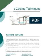 passive-cooling-techniques.ppt
