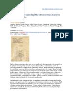 6585002 Horkheimer Max y Adorno Theodor Dialectic a de La Ilustracion