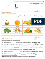 worksheets-christmas-food-in-the-uk.pdf