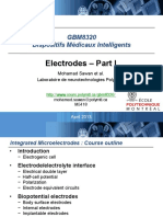 Biomedical Electrodes ppt
