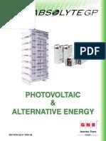 Absolyte GP PV Alt Energy