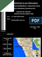 ARQUITECTURA CHIMU.pptx