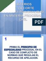 Criterios de La Corte de Constitucionalidad en Materia Civil (1)
