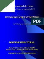 131267045 i Diseno Basado en La Guia Para El Diseno Estructural de Pavimentos Aashto 1993 Pavement Analysis Software