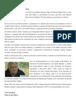 Vida y obra de Pepe Mujica