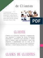 7. 2 Material Educativo - Tipos de Clientes