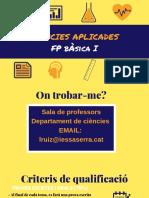PPT_CIÈNCIES APLICADES I