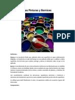 Las Pinturas y Barnices.docx