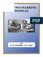 Two Waring Peoples