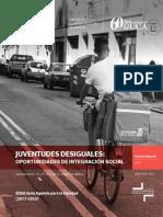 2018-Prensa-Informe Especial Juventudes Desiguales 2018